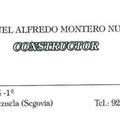 Constructor-Miguel Alfredo Montero