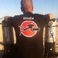 Dennis Wiebus, Scooter UW, T-Shirt, Safaga, Beach Hotel