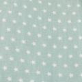 35 Sterne Grün/Weiß
