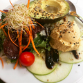 Filferros vegetarian plate