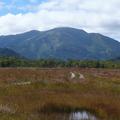 至仏山と湿原