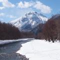 焼岳最高。
