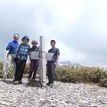 三ノ峰山頂。