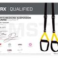 TRX®正式公認 TRX® スポーツ医学サスペンショントレーナー指導者認定(SMSTC)