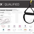TRX®正式公認 TRX® サスペンショントレーナー指導者認定(STC)