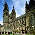 Der Magdeburger Dom (© IMG Investitions- und Marketinggesellschaft Sachsen-Anhalt mbH)
