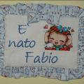 """E' nato Fabio """" BIMBO nel PACCO"""""""