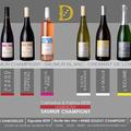 Toute une gamme de vins à découvrir