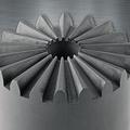 Stirnverzahnte Graphitelektrode - Mack Erodiertechnik