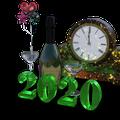 Prosit Neujahr 2020
