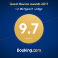 Booking.Com Gästerezensionsauszeichnung 2017