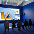 Camille Henrot. The restless earth. 2014. Tentoonstelling in het New Museum in New York.