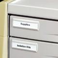 Etichette per cassetti