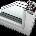 """Kunststoff-Fenster KF500 - Designlinie """"Home Pure"""""""
