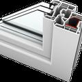 """Kunststoff-Fenster KF200 - Designlinie """"Home Soft"""""""