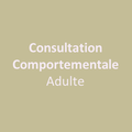 Consultations comportementales adultes