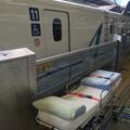 介護タクシー北斗 新幹線 多目的室送迎 寝台ストレッチャー