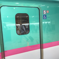 東北新幹線 多目的室