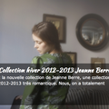 Cap Féminin - Jeanne Berre
