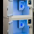 LAD-E Schrank mit großen Schließfächern und RFID Autorisierung