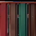Заборы из металлического штакетника в СПБ