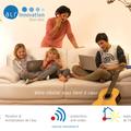 Création de l'identité graphique et des supports de communication pour Air Innovation, Forcalquier
