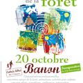Fête de la forêt à Banon. PNRL