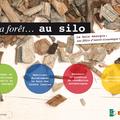 Projet de la forêt au silo. projet porté par le Pays de Haute Provence