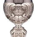 Calici e pissidi in argento