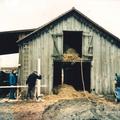 Unser Clubhaus vor 20 Jahren