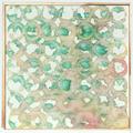 Aspirations d'eau II, dim. 60x60cm, 2014.