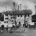 Braunbier Brauerei um 1918