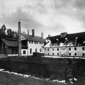 Brauerei um 1918