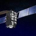 25.3mX6.3mの衛星「みちびき」