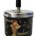 Cendrier Pommery