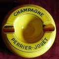 Cendrier Perrier - Jouët 2