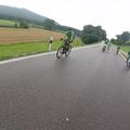 e-motion bei der Slow Up in Brugg