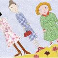 die drei schrägen Tanten/ the three crazy aunts