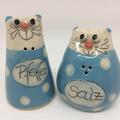 Salzstreuer Katzenpaar Artikel - Nr.  2323 /  24,- €
