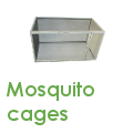 Mosquito rearing cages, mass rearing cages, mass production cages, Anopheles, Aedes, insect cages