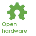 Manufacturing open source hardware, open source hardware kits