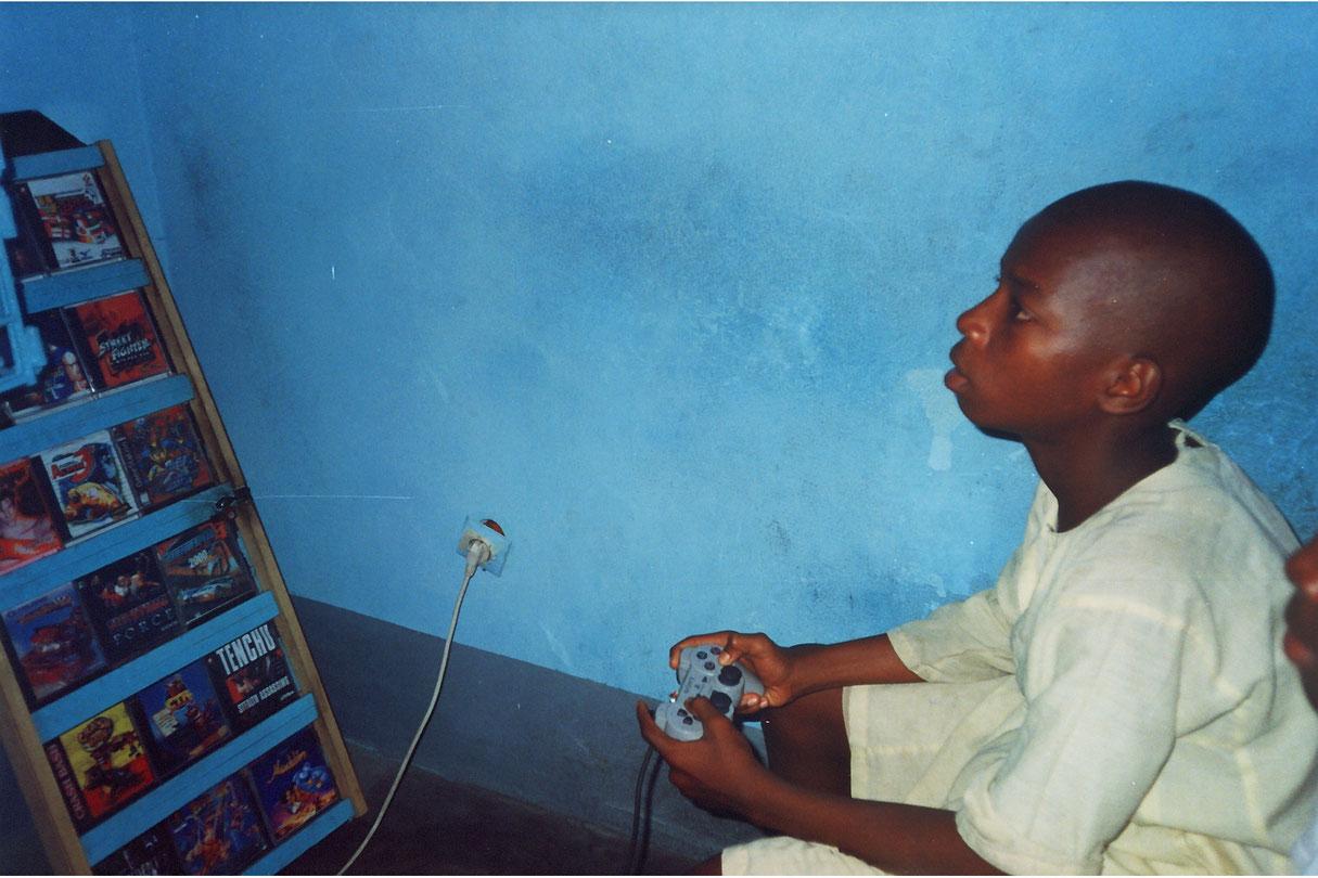 Aime Benedict Beda, 12, Abidjan, Ivory Coast