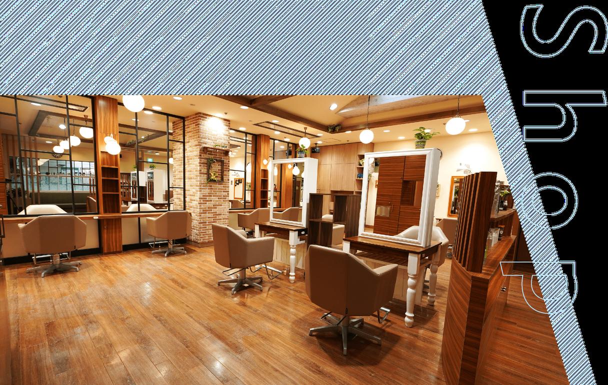ジュネス美容室 ラ・セラ東バイパス店