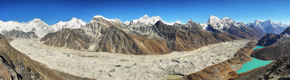 Everest für Geniesser - Khumbu-Trekking in Nepal