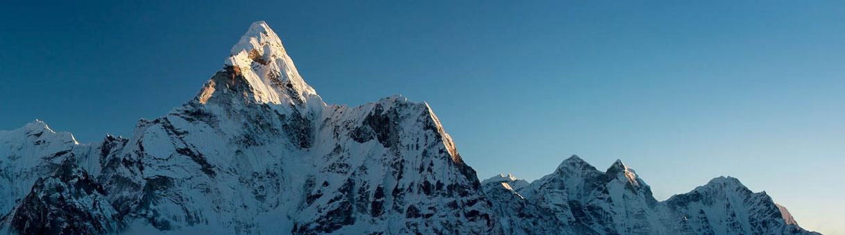 Nepal, Reisen, Trekking, Wandern, Mount Everest, Ama Dablam