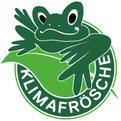 Logo Klimafrösche