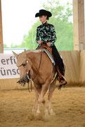 """Steppweste Herren//Unisex /""""FEEL FOR HORSES/"""""""