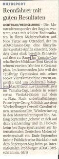 Toni Riedel, Freie Presse Rochlitz, Stefan Friebel