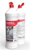 SaniUltra Sanitärreiniger , Linker Chemie