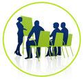 Schulung gesund-heitsförderlichen Verhaltens am Büroarbeitsplatz Prävention von Rückenschmerzen